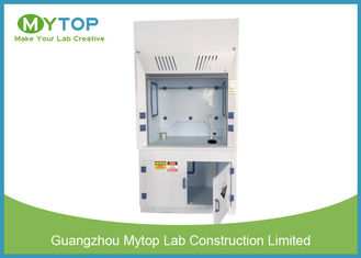 Clinic Metal Laboratory Fume Hood For Hospital Laboratory Smell Extraction