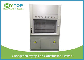 Scratch Resistant Laboratory Fume Hood 4ft For Chemical Harmful Gas Exhausting